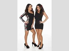 Bella Twins Black Dresses 1 by TheSm00thCriminal on deviantART