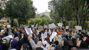 Teachers In Iran Launch A Campaign To Protest Low Wages