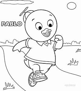 Printable Nickelodeon Coloring Pages For Kids