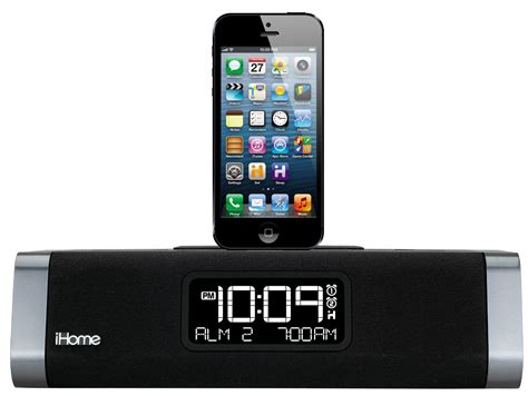 iphone 6 alarm clock dock best iphone 6 plus stations with alarm clocks 2016