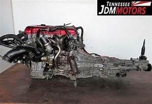 Jdm Nissan Silvia Sr20det S13 Turbo Engine W T 5 Speed