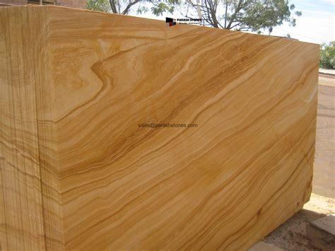 brown tile backsplash teakwood sandstone tiles slabs teak wood sandstone