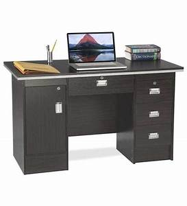 Buy recardo office cum study table by nilkamal online for Cheap home furniture online india