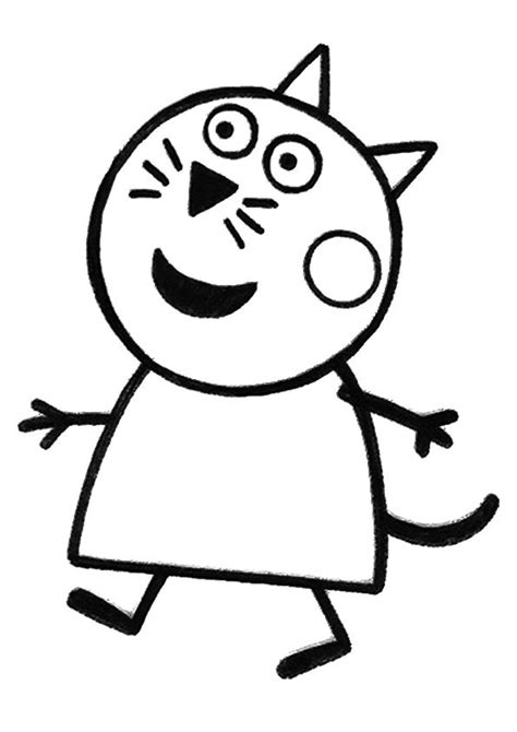 top  peppa pig coloring pages