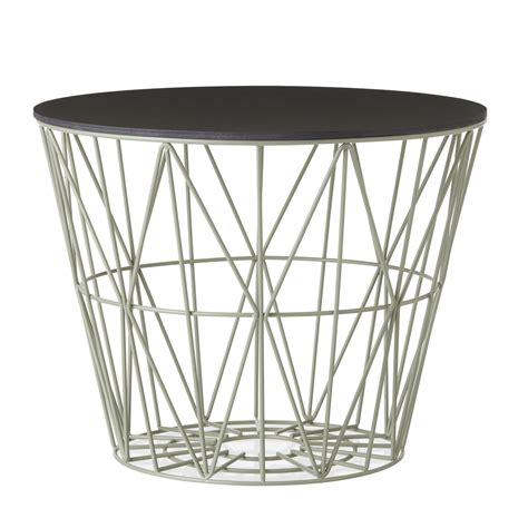 Wire Basket Ferm Living by Ferm Living Wire Basket In The Design Shop