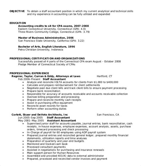 sample objective  resume  examples  word