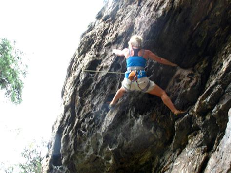 How Avoid Rock Climbing Injuries Talking With