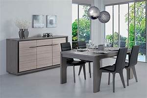 collection zen meuble chene naturel vazard home With salle a manger zen home