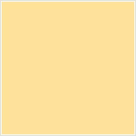 creme color ffe299 hex color rgb 255 226 153 brulee