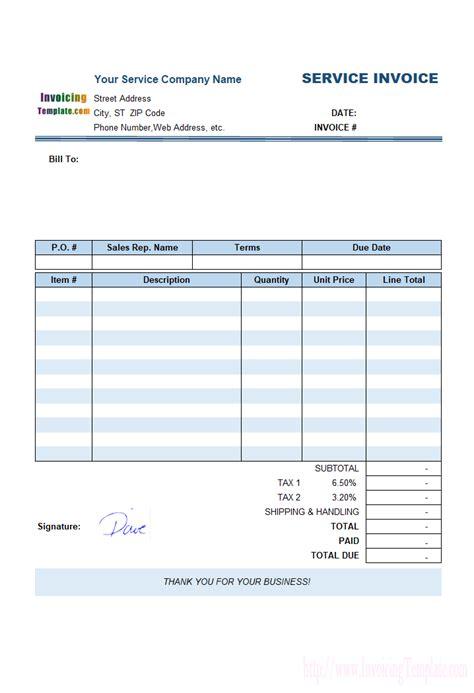 handwritten invoice template apcc
