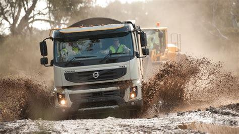 volvo truck range volvo trucks fmx range review trade trucks australia