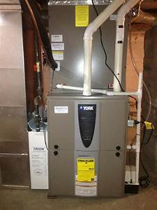New Natural Gas Furnace With Air Conditioning  U0026 On Demand