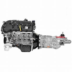 Ford Performance 5 0l Coyote Power Module Engine W   Tremec 6