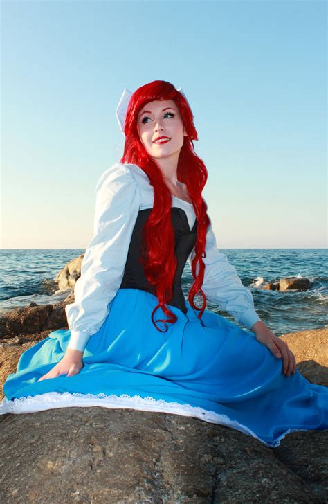 decided    ariel cosplay