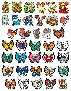 gen 6 pokemon stickers