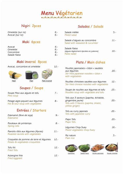 cuisine cadeau menu végétarien restaurant ume à chexbres