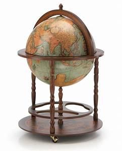 Bar Globe Terrestre : zoffoli globe terrestre et bar vintage abonomobels meubles de luxe meubles luxembourg ~ Teatrodelosmanantiales.com Idées de Décoration