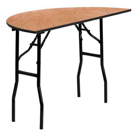 les   folding table