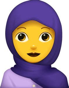 emoji hijab pi girl emoji emoji emojis