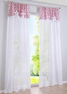 Bonprix Gardinen Scheibengardinen : gardine betty 1er pack bpc living wei rosa curtains gardinen scheibengardine rosa ~ Eleganceandgraceweddings.com Haus und Dekorationen