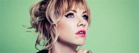 Announcing Carly Rae Jepsen Live With The Vso