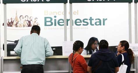 Construcción de sucursales de Bancos del Bienestar será ...