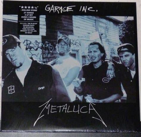 Garage Inc by Metallica Garage Inc Encyclopaedia Metallum The