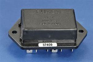 Lucas Fuse Box - 6FJ (37409)