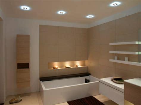 Moderne Badezimmer Beleuchtung by Tendenzen Bei Der Badbeleuchtung Badezimmer Beleuchtung
