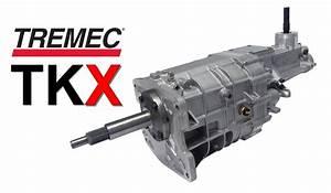 American, Powertrain, Announces, New, Tremec, Tkx, 5