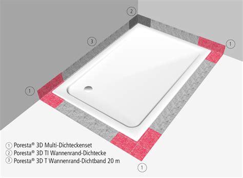poresta bf 70 einbauanleitung poresta bf 70 einbauanleitung cad detail poresta bf 70 poresta systems bodenebenes duschsystem