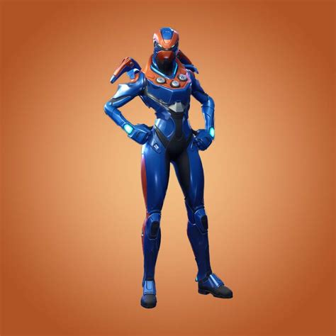 fortnite characters skins august  tech centurion