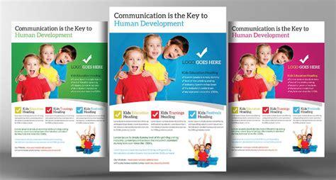 html education templates free 15 school flyers design trends premium psd vector downloads