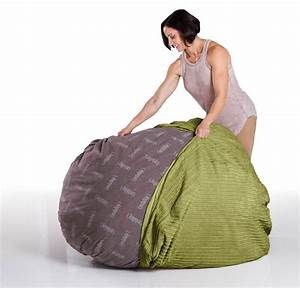 full size lime corduroy bean bag converts to a bed With bean bag fold out bed