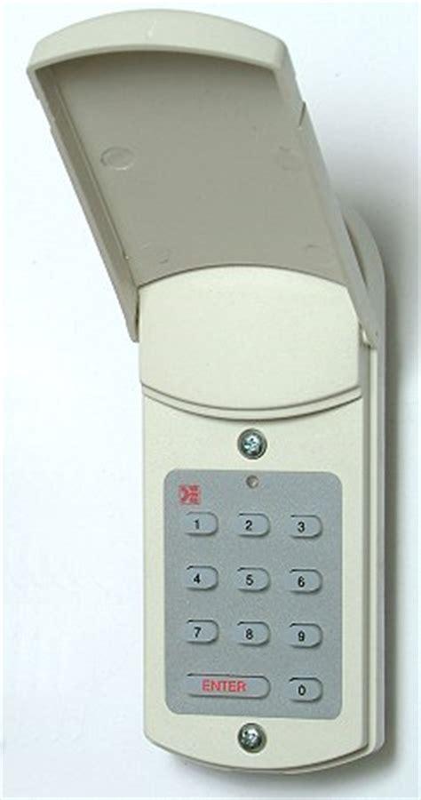 domino keyless digital numeric entry system