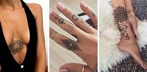 Tatouage Arriere Bras : tatouage mandala 30 id es pour sauter le pas album photo aufeminin ~ Melissatoandfro.com Idées de Décoration