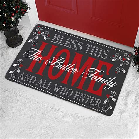 Design A Doormat by Personalized Doormats Welcome Mats Personal Creations