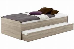 Lit 90 Ikea : lit gigogne conforama but alinea et fly pas cher banquette ~ Premium-room.com Idées de Décoration
