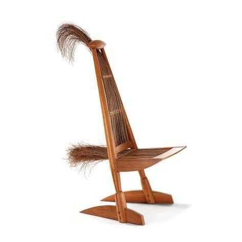 refaire assise de chaise travail am 201 ricain sculpture chaise formant oiseau stylis 233 s