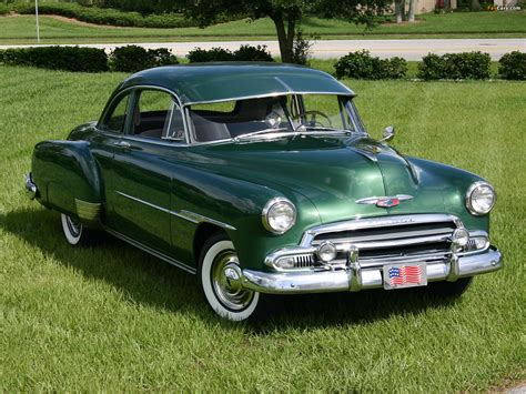 1951 Chevrolet Styleline  Information And Photos Momentcar