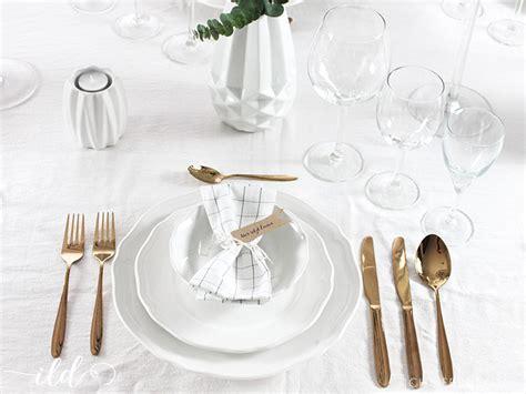 Tisch Klassisch Eindecken  So Geht´s • Ich Liebe Deko