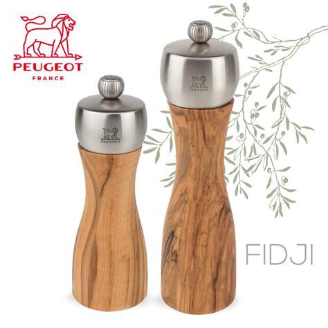 Peugeot Salt And Pepper Mill by Psp Peugeot Pepper Mill Salt Mill Fidji Olive Wood