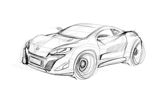 28 Best Images About Sketch Cars On Pinterest