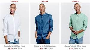 Chemise Col Mao Jules : chemise homme en lin jules ~ Farleysfitness.com Idées de Décoration