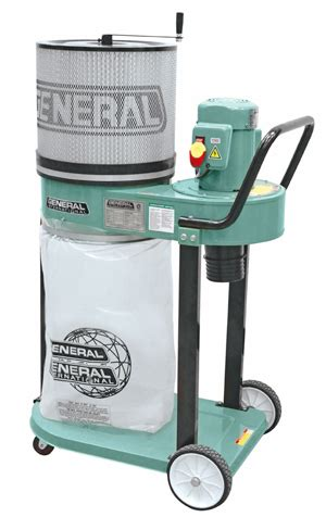 General International 10030cf Portable Dust Collector