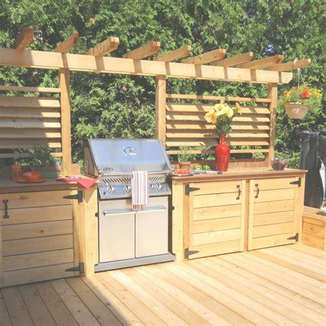 amenager une cuisine exterieure amenager une cuisine exterieure coin de la maison