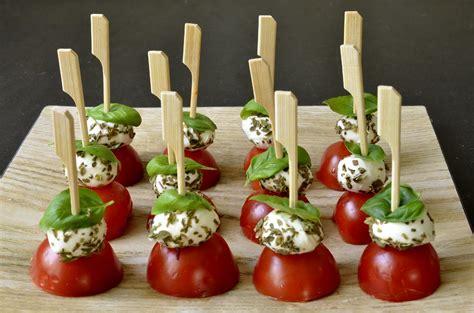 trucs et astuces en cuisine mini brochettes à l 39 italienne ma cuisine santé