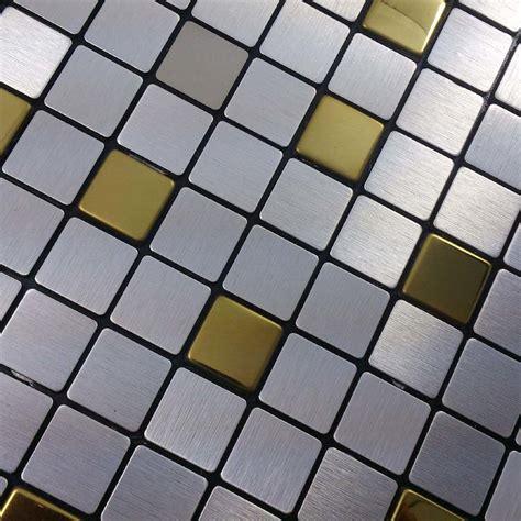 china aluminum plate mosaic background wall puzzle glass