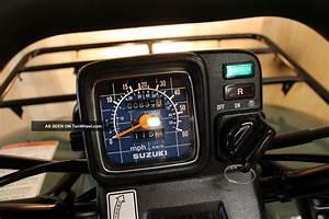 1997 Suzuki Lt 4wd 250 Quadrunner