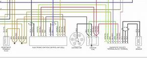 Need Wiring Diagram For Ignition Module To Match Colored Wires To